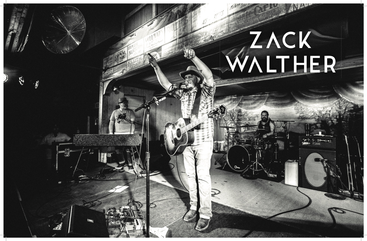 Americana Live | Zack Walther Band